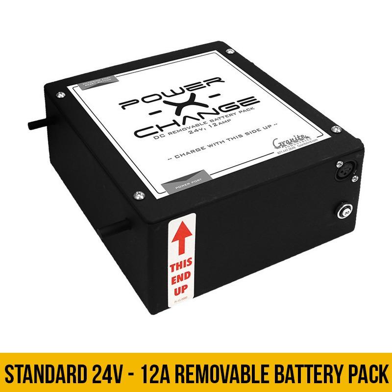 Standard 12A Battery Pack