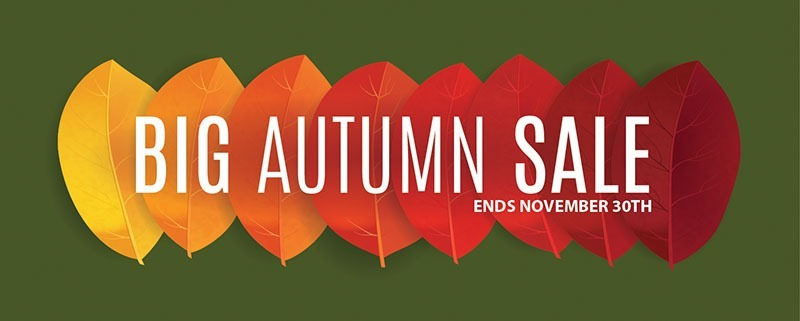 Overland Cart's Big Autumn Sale!