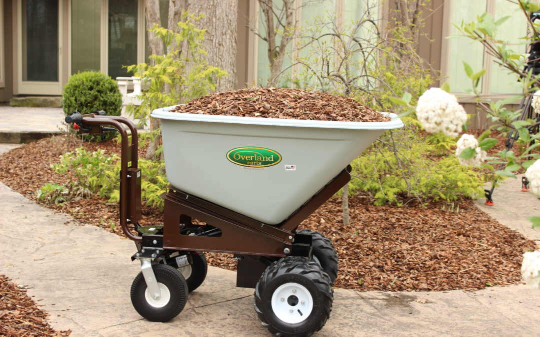 Overland Electric Wheelbarrows: Reducing Back Pain and Improving Productivity!