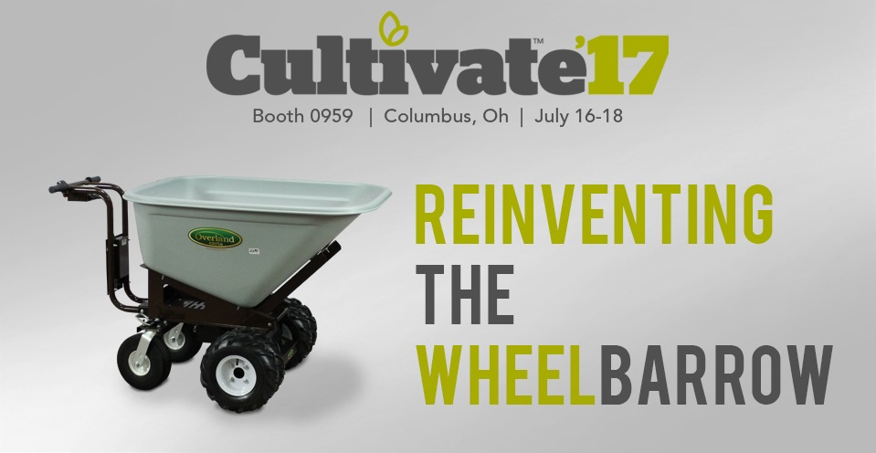 Cultivate 2017: Everything You Need To Know About Overland Powered Carts