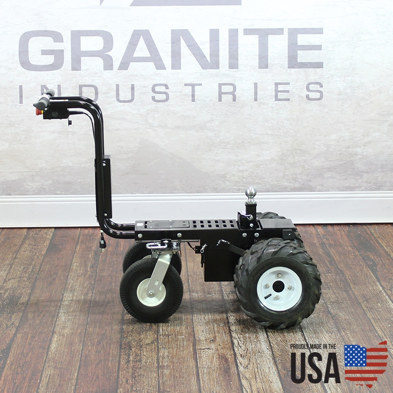 Electric Trailer Dolly >> Trailer Dolly Overland Carts
