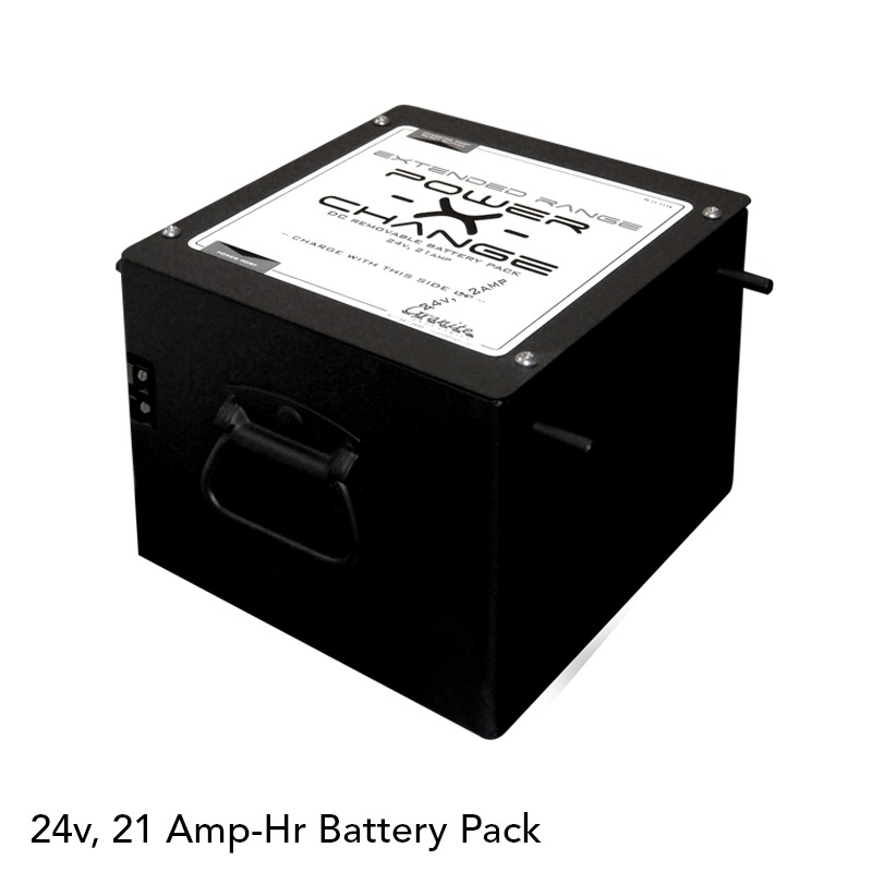 Battery Pack - 24v 21Amp