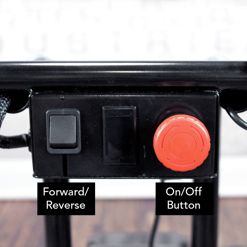 Controls - Standard Cart