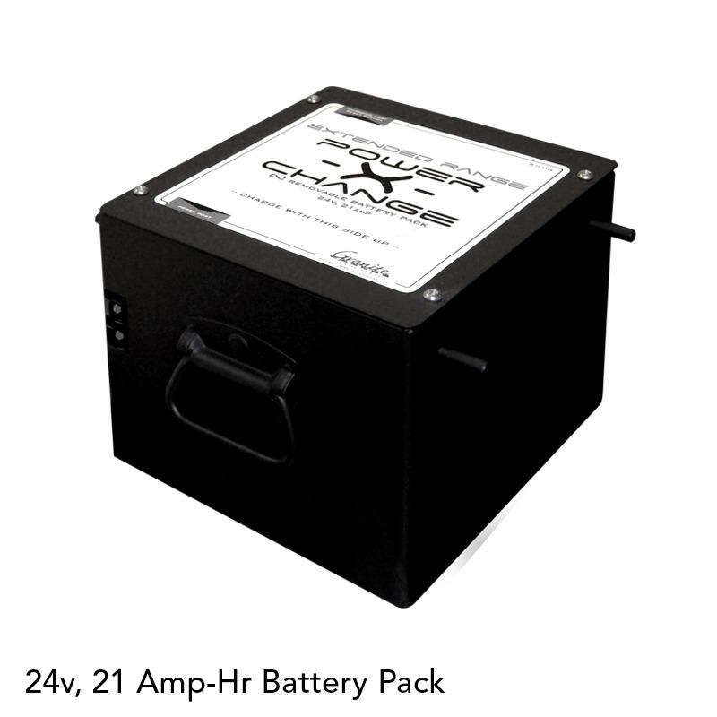 Battery Pack - 24v 21Amp