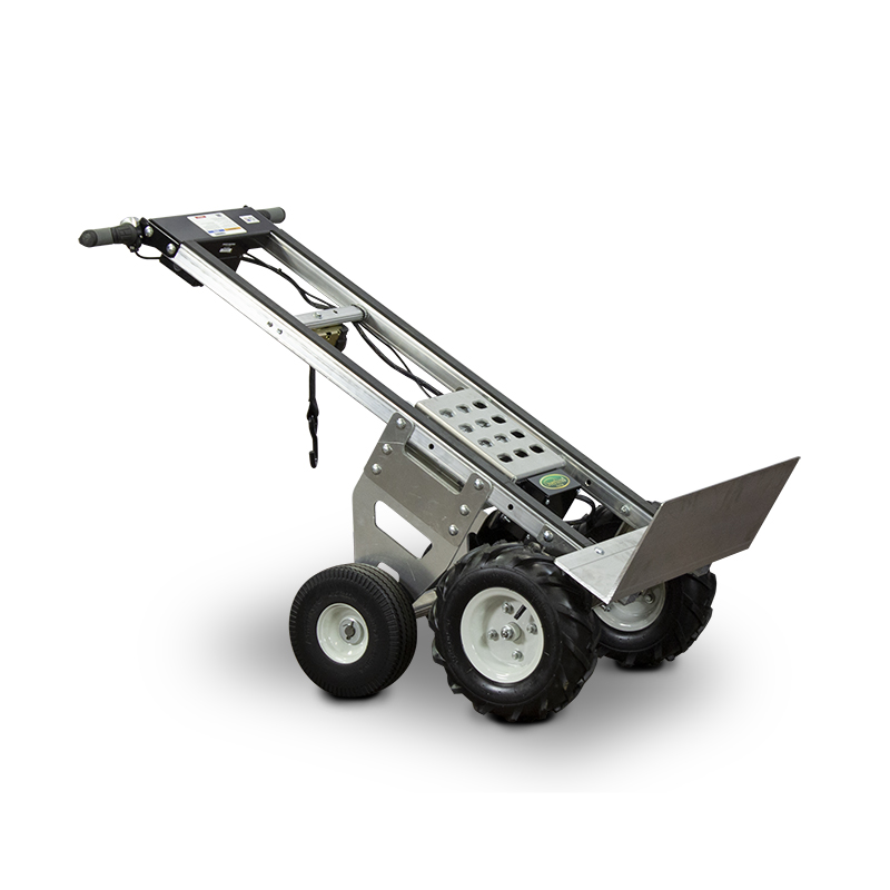 70256 - Aluminum Powered Hand Truck - 1
