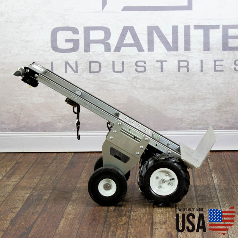 70256 - Aluminum Powered Hand Truck - 3