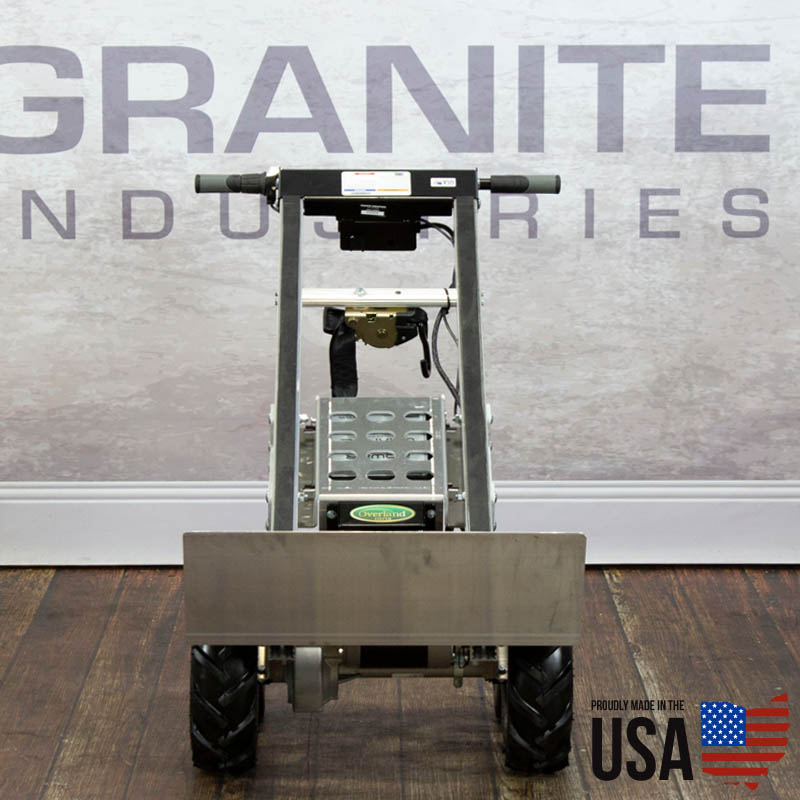 70256 - Aluminum Powered Hand Truck - 5